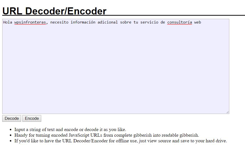 url decoder-encoder